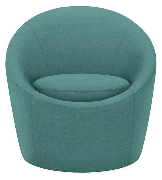 Crest Swivel Chair