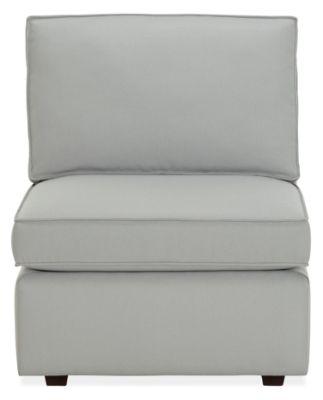 Damon Armless Chair