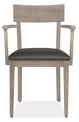doyle leather dining chairs modern dining chairs modern dining
