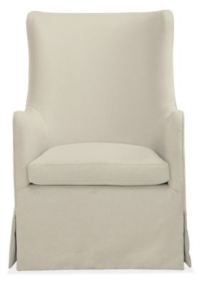 Ellery Custom Swivel Glider Chair