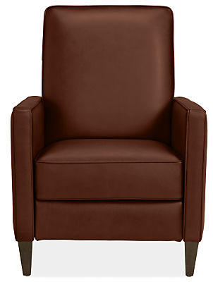 ellison leather recliners modern recliners lounge chairs