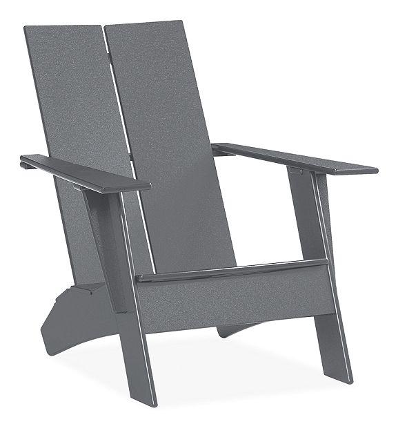 Emmet Outdoor Lounge Chair Ottoman