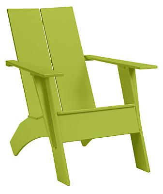 Emmet Outdoor Lounge Chair  Ottoman Loll Modern Outdoor - Loll outdoor furniture