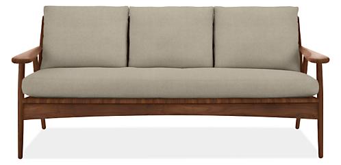 "Ericson Custom 74"" Sofa"