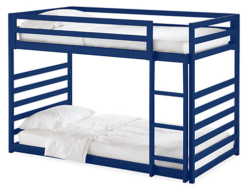 Fort Twin Over Twin Mini Bunk Bed