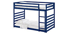 Fort Mini Bunk Beds in Colors
