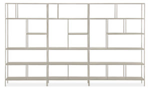 Foshay 120w 15d 72h Bookcase Wall Unit
