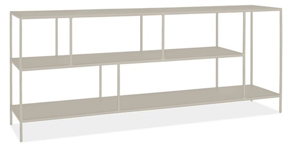 Foshay Console Bookcase in Colors