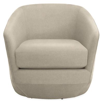 Gibbs Custom Swivel Chair