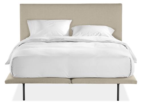 Hanson Custom Queen Bed