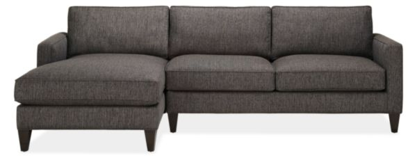 """Harrison 104"""" Sofa with Left-Arm Chaise"""
