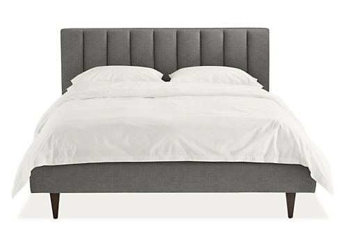 Hartley Upholstered Bed - Modern & Contemporary Beds - Modern ...