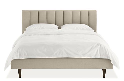 Hartley Custom Queen Bed