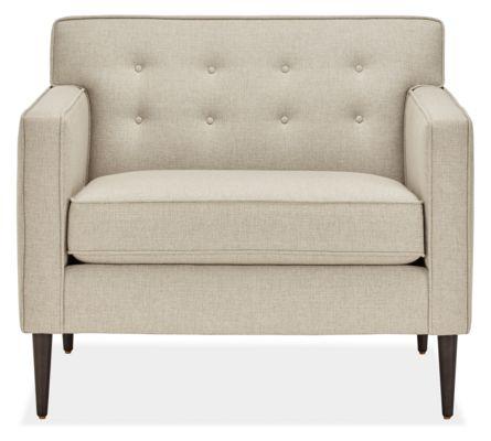 Holmes Custom Chair