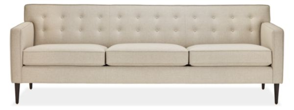 "Holmes Custom 89"" Sofa"