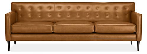 Holmes Leather Sofas