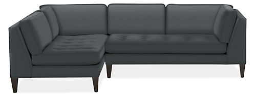"""Hutton 110"""" Sofa with Left-Arm Chaise"""