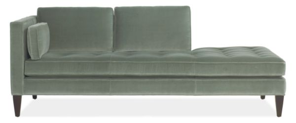 "Hutton Custom 87"" Left-Back Sofa"