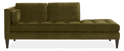 "Hutton 87"" Left-Back Sofa"