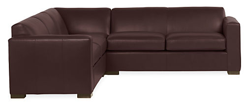"Ian 106x106"" Three-Piece Sectional"