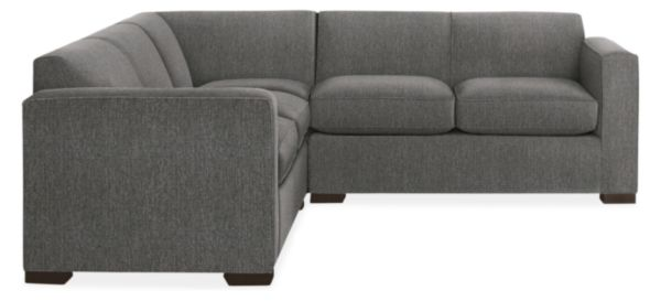 "Ian Custom 96x96"" Three-Piece Sectional"