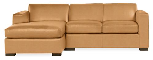 """Ian Custom 98"""" Sofa with Left-Arm Chaise"""