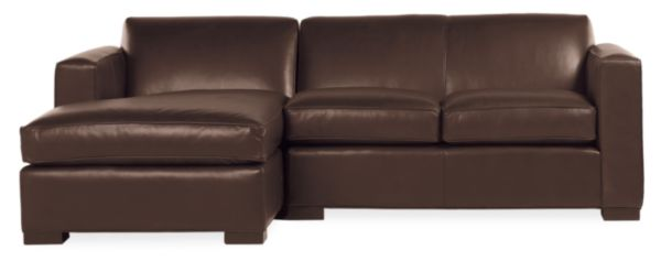 "Ian 98"" Sofa with Left-Arm Chaise"