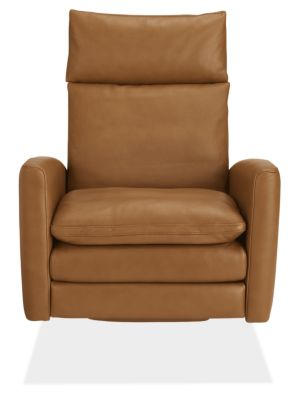 Isaac Select Recliner Curved-Arm