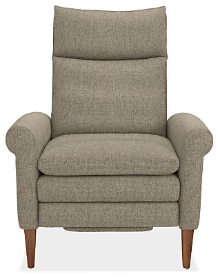 Isaac Select Recliner Rolled-Arm
