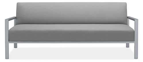 Isles Outdoor Sofa - Modern Outdoor Sofas & Sectionals - Modern ...