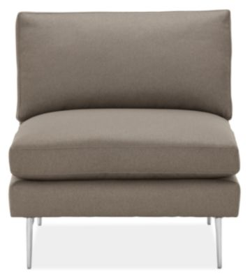 Janus Armless Chair