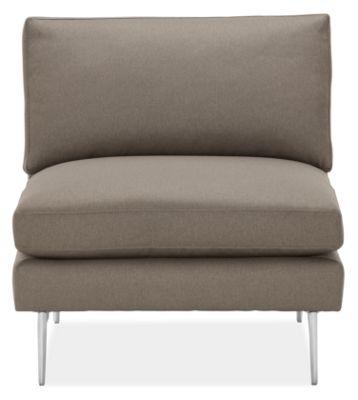 Janus Armless Chair