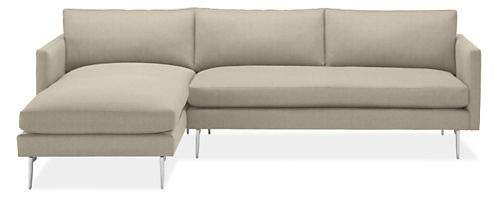 "Janus Custom 111"" Sofa with Left-Arm Chaise"
