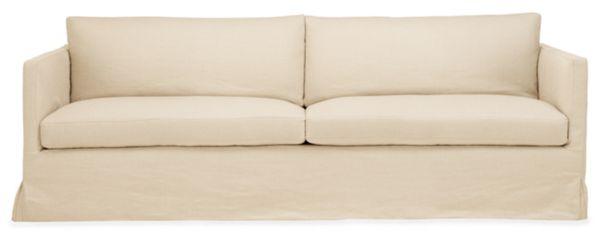 "Janus Slipcover for 94"" Two-Cushion Sofa"