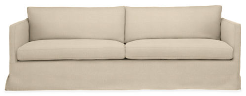 "Janus Slipcover for 94"" Two-Cushion Sofa"