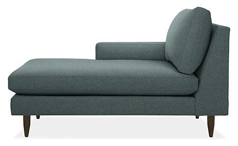 "Jasper 37"" Left-Arm Chaise"