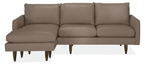 "Jasper 96"" Sofa with Left-Arm Chaise"