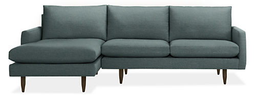 Jasper 104 Sofa With Left Arm Chaise