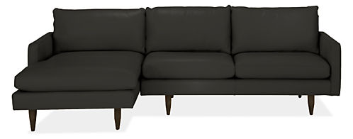 "Jasper 96"" Sofa with Left-Arm Chaise"