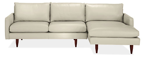 """Jasper 96"""" Sofa with Right-Arm Chaise"""