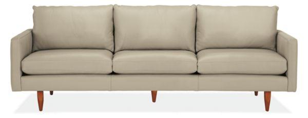 "Jasper 96"" Three-Cushion Sofa"