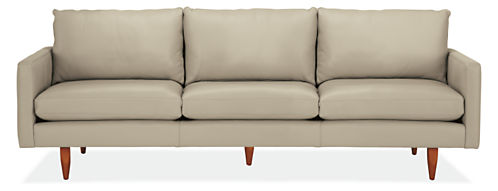 "Jasper Custom 96"" Three-Cushion Sofa"