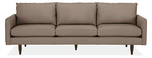 "Jasper 96"" Three-Cushion Sofa"