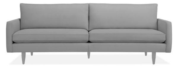 "Jasper Custom 96"" Two-Cushion Sofa"