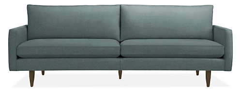 Jasper sofas modern sofas loveseats modern living for Sleek sofas small spaces