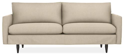"Jasper Slipcover for 96"" Two-Cushion Sofa"