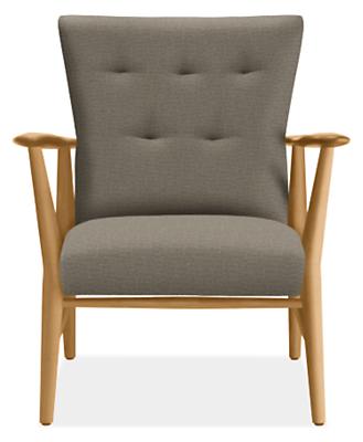 Jonas Custom Lounge Chair