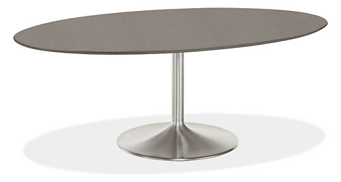Julian Oval Dining Table Modern Dining Tables Modern Dining Room - Room and board saarinen table