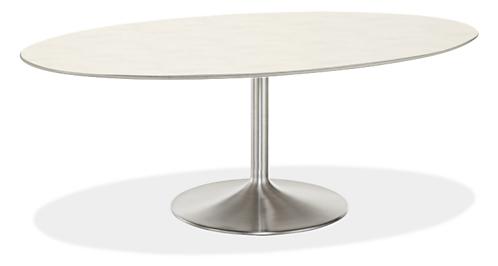 Julian 78w 48d 29h Oval Table