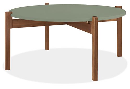 Kavala 39 diam 16h Round Coffee Table